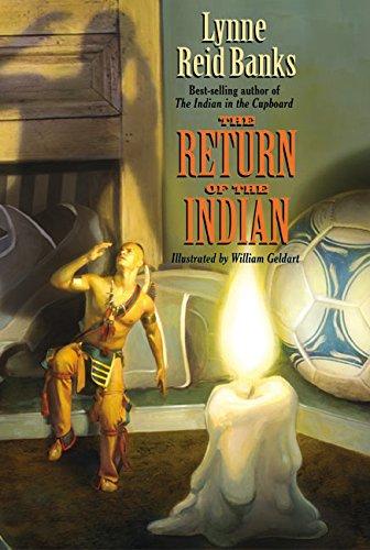 Return of the Indian, The: Banks, Lynne Reid