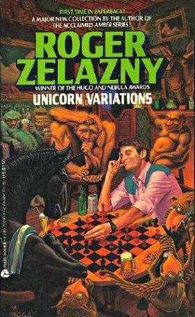 9780380702879: Unicorn Variations