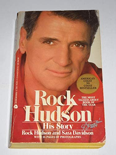 9780380702923: Rock Hudson: His Story