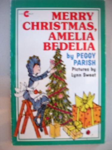 9780380703258: Merry Christmas, Amelia Bedelia