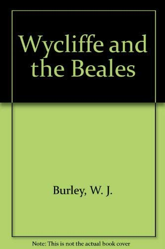 Wycliffe and the Beales: Burley, W. J.