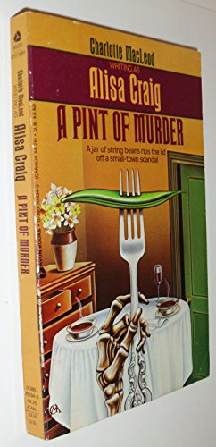 9780380703340: A Pint of Murder (Madoc / Rys)