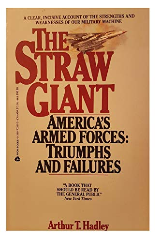 9780380703913: Straw Giant: America's Armed Forces : Triumphs and Failures