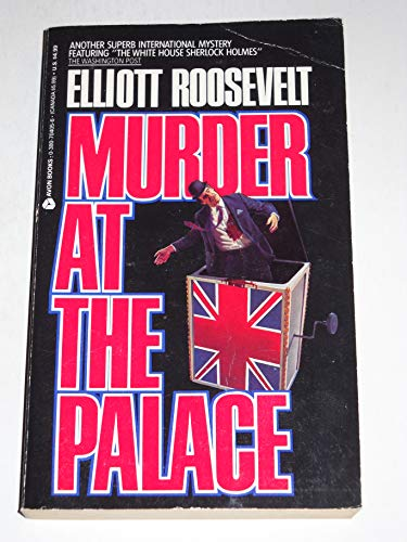 9780380704057: Murder at the Palace