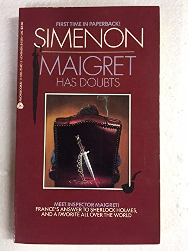 9780380704101: Maigret Has Doubts