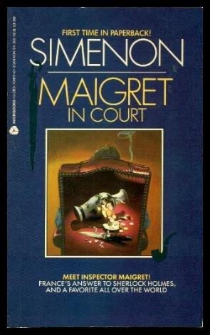 9780380704118: Maigret in Court