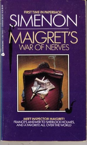 Maigret's War of Nerves: Simenon, Georges