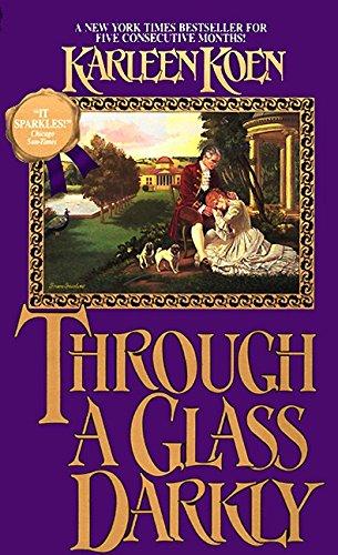 9780380704163: Through a Glass Darkly
