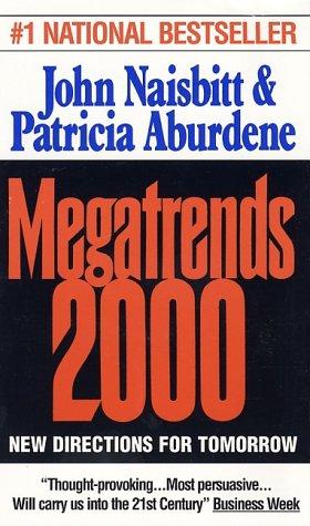 9780380704378: Megatrends 2000