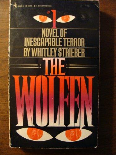 9780380704408: The Wolfen