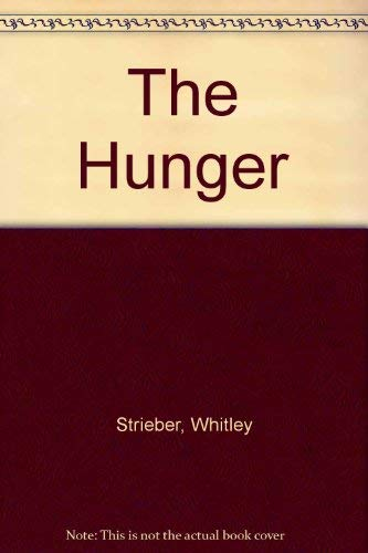 The Hunger (0380704412) by Whitley Strieber