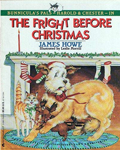 9780380704453: The Fright Before Christmas (Bunnicula and Friends)