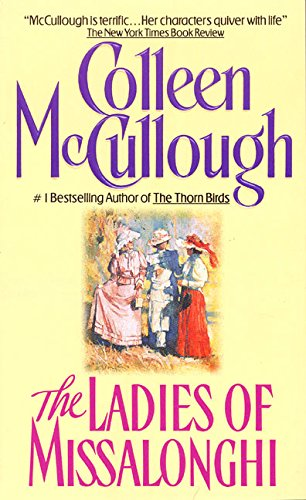 The Ladies of Missalonghi: McCullough, Colleen