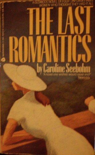 9780380704675: Last Romantics