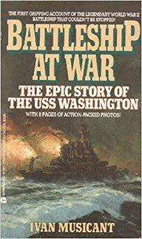 9780380704873: Battleship at War: The Epic Story of the Uss Washington