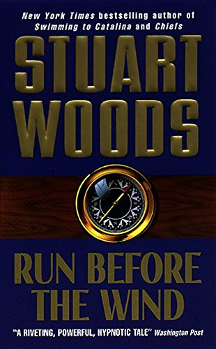 Run Before the Wind: Woods, Stuart