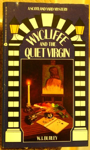 9780380705108: Wycliffe and the Quiet Virgin