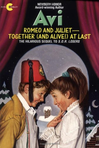 9780380705252: Romeo and Juliet--Together (And Alive!) at Last