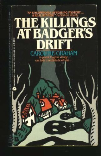 9780380705634: The Killings at Badgers Drift (An Inspector Barnaby Mystery)