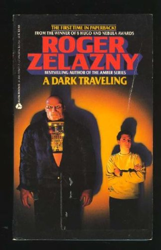 9780380705672: A Dark Traveling