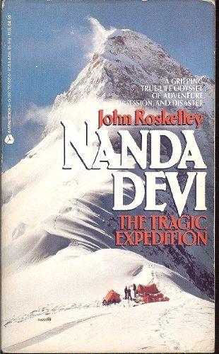 9780380705689: Nanda Devi: The Tragic Expedition