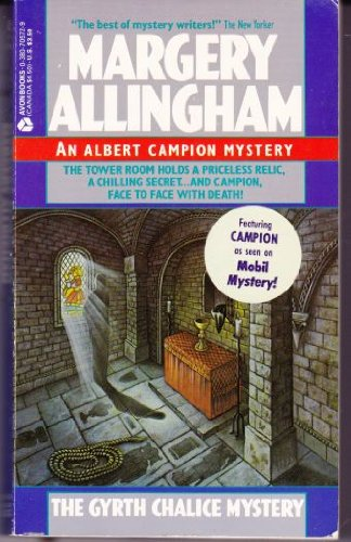 9780380705726: The Gyrth Chalice Mystery