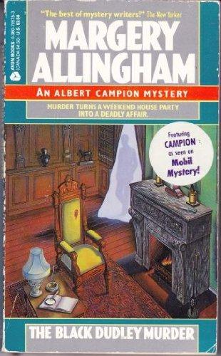 9780380705757: The Black Dudley Murder