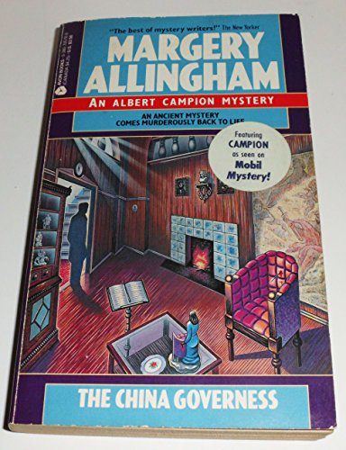 The China Governess: Margery Allingham