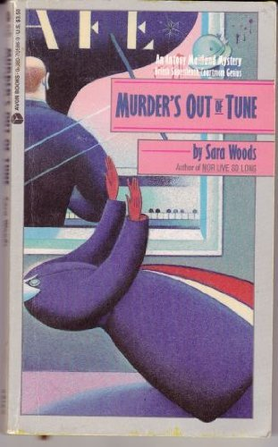 Murder's Out of Tune: Woods, Sara