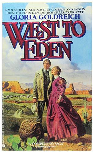 9780380706013: West to Eden