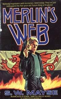 9780380706242: Merlin's Web