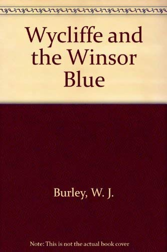 9780380706334: Wycliffe and the Winsor Blue