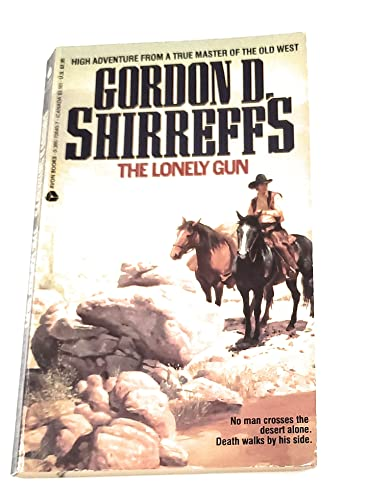 9780380706402: The Lonely Gun