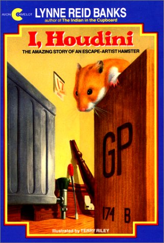 I, Houdini: The Amazing Story of an Escape-Artist Hamster: Banks, Lynne Reid