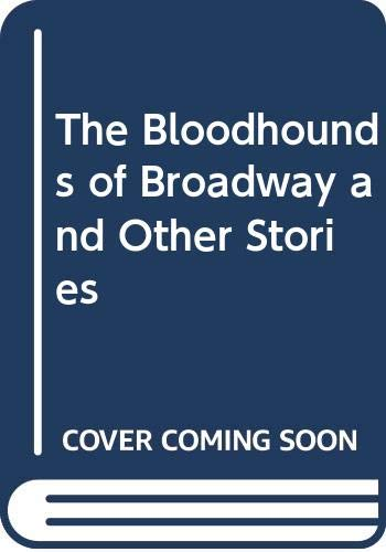 9780380706532: The Bloodhounds of Broadway and Other Stories