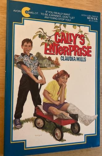 9780380706938: Cally's Enterprise