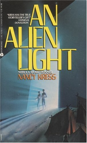ALIEN LIGHT: Kress, Nancy.