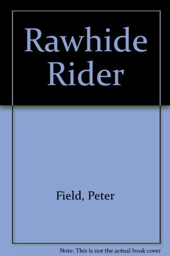 9780380707126: Rawhide Rider