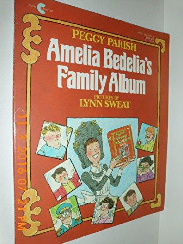 9780380707607: Amelia Bedelia's Family Album