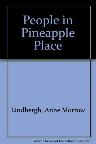9780380707669: People in Pineapple Place