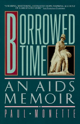 9780380707799: Borrowed Time: An Aids Memoir