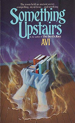 9780380708536: Something Upstairs