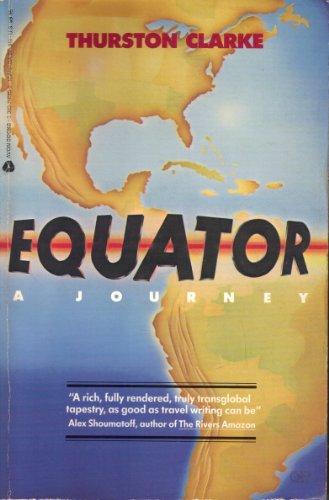 9780380708550: Equator: A Journey