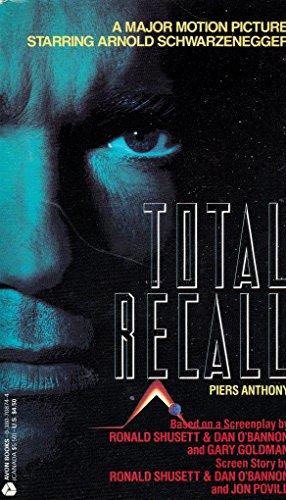 9780380708741: Total Recall