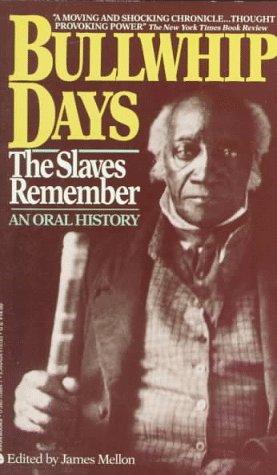 9780380708840: Bullwhip Days the Slaves Remember