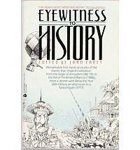 9780380708956: Eyewitness to History