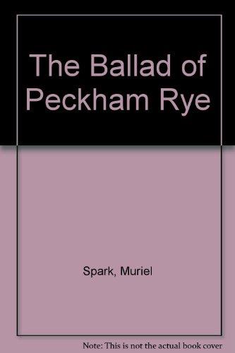 9780380709366: The Ballad of Peckham Rye