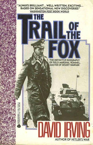 9780380709403: The Trail of the Fox