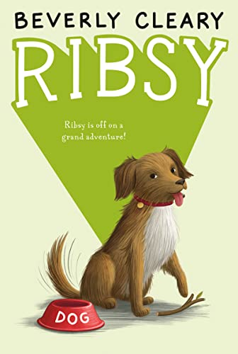 9780380709557: Ribsy (Avon Camelot Books)