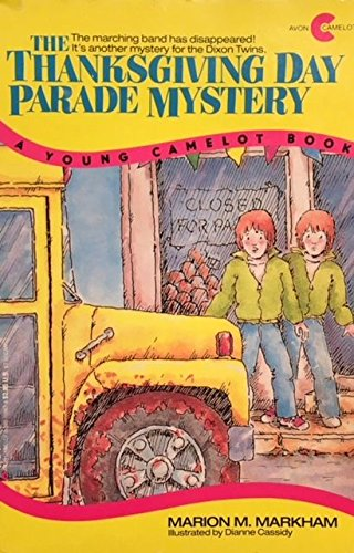 9780380709670: Thanksgiving Day Parade Mystery